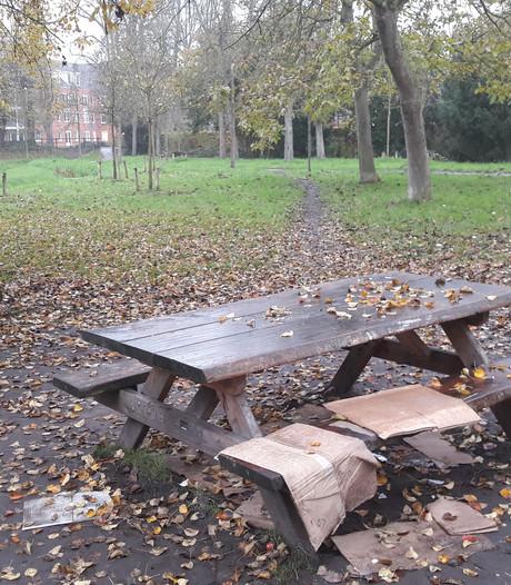Afspraak daklozen: plassen waar  het mag en niet schreeuwen