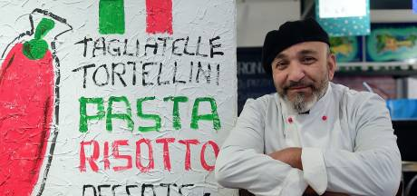 Oudenbossche pizzabakker Michel stopt noodgedwongen in Klein-Rome