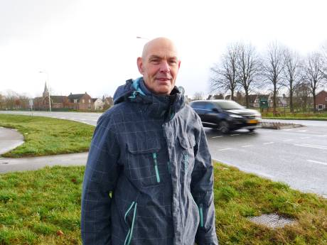 Van 80 naar 60 op provinciale weg: 'Ik weet niet of deze maatregel het veiliger maakt'