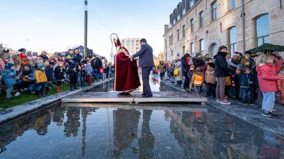 Sinterklaas ruilt stadhuis in voor Het Predikheren