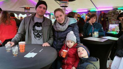 Vandaag laatste kans om jenevertje te drinken op de Kerstmarkt