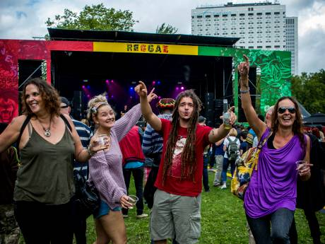 'Tweede editie Reggae Rotterdam wél in orde'