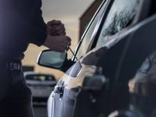 Vermoedelijke autokraker gearresteerd in Voorthuizen, maar bij welke auto's brak hij in?