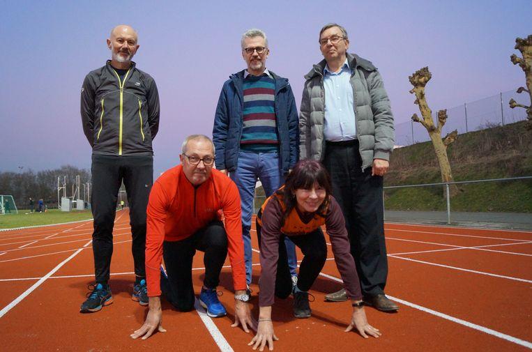 Joggingclub AVMO Molenland organiseert al voor de elfde keer een 12-urenjogging tegen kanker.