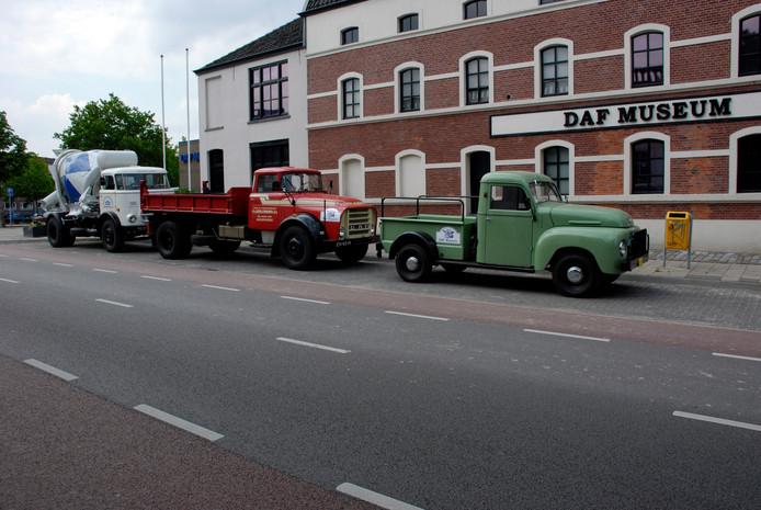 Het DAF Museum in Eindhoven (archieffoto).