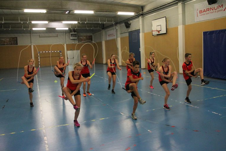 De twee teams oefenen elke dag intensief tot het EK eind deze week begint.