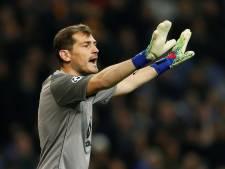 Casillas verlengt contract bij Porto: 'Hier ga ik mijn loopbaan afsluiten'