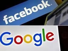 Congres wil uitleg van Facebook, Google en Twitter over Russische inmenging