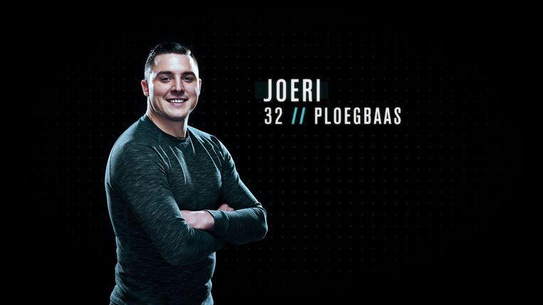 Kandidaten De Mol 2019 - Joeri