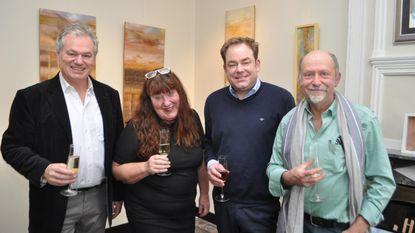 Expositie Dorine Lintelo en Mathy Engelen in 'De Roomse Keizer'