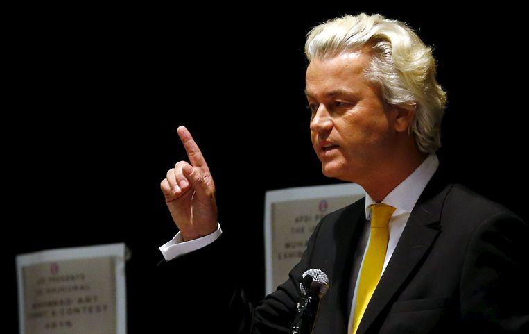 Geert Wilders Beeld reuters