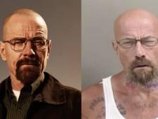 """Le sosie de Walt White (""""Breaking Bad"""") recherché pour trafic de méthamphétamine"""