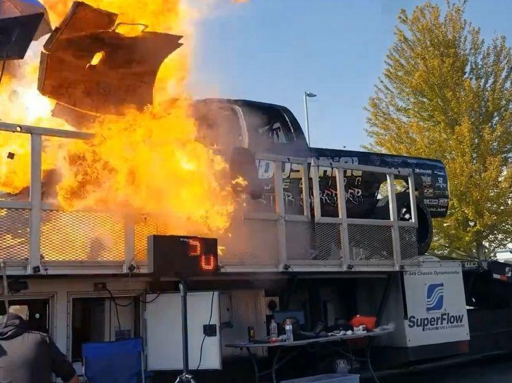 Dit kan er gebeuren wanneer je een dieselmotor opvoert