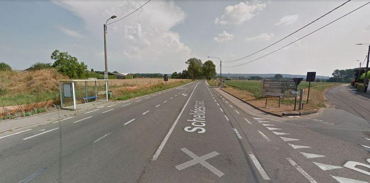 De Scheldestraat krijgt een middengeleider.