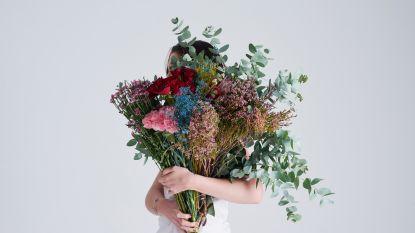Van droogboeketjes tot opvallende vazen: dit zijn de bloementrends voor 2020