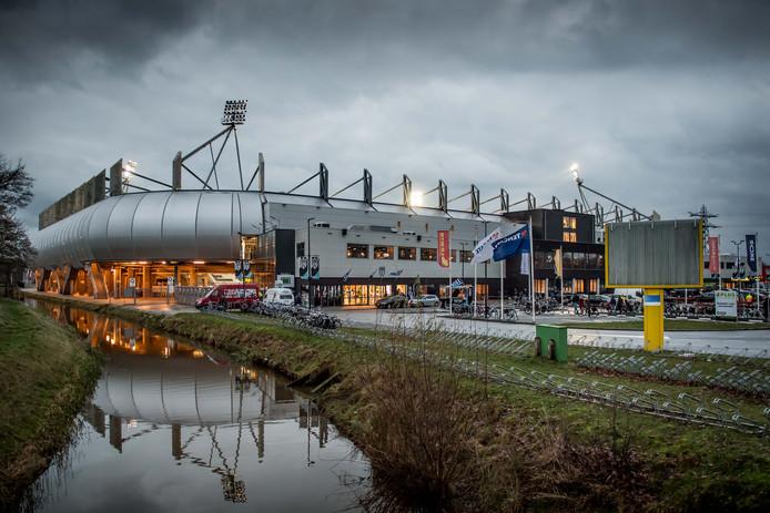 Heracles stadium, Polman stadion