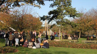 Vogelzangpark krijgt nieuwe naam: 'Professor Jean Bourgainpark'
