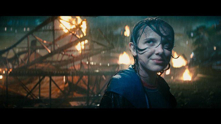 'Eleven' uit Stranger Things maakt filmdebuut in nieuwe Godzilla-film