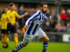 Scherpenzeel naar de hoofdklasse, Sparta Nijkerk blijft in de derde divisie