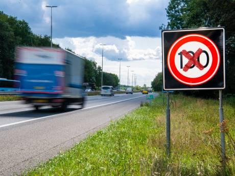 Protest tegen maximumsnelheid van de baan: 'Te weinig animo onder boze automobilisten'