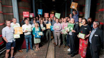 36 West-Vlaamse krijgen Voka-certificaat voor duurzaam ondernemen
