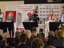 Veiligheid centrum Wierden weer op de agenda