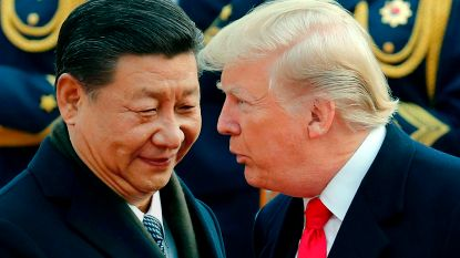 Onderhandelaars werken aan plan om handelsoorlog VS en China voor november op te lossen