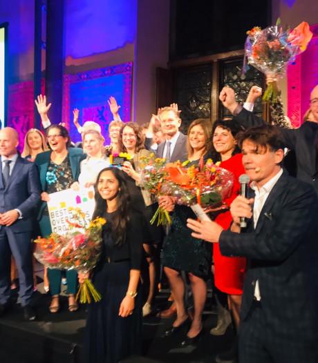Gemeente Tilburg wint prijs: beste overheidsorganisatie van 2019