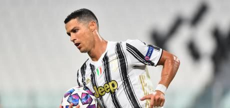 Cristiano Ronaldo test negatief en hoeft niet langer in thuisisolatie