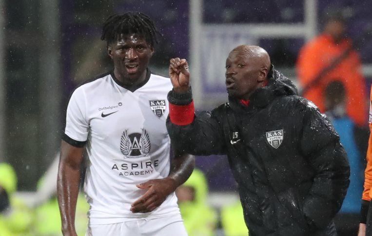 Rocky Bushiri kent onze competitie al, hij speelde eerder voor Eupen.