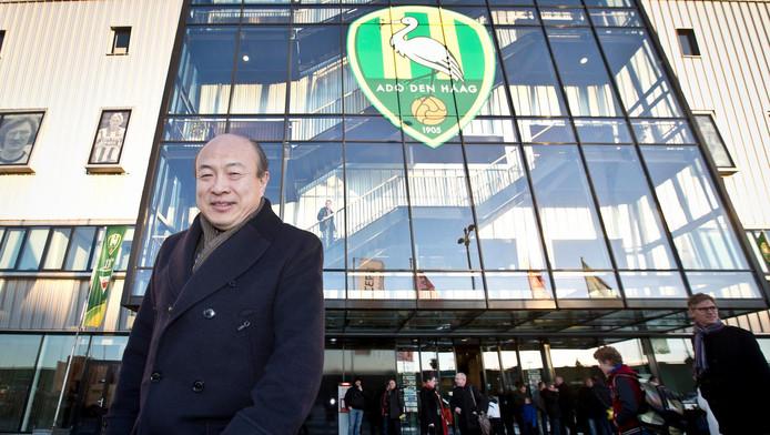 ADO-eigenaar Wang Hui.