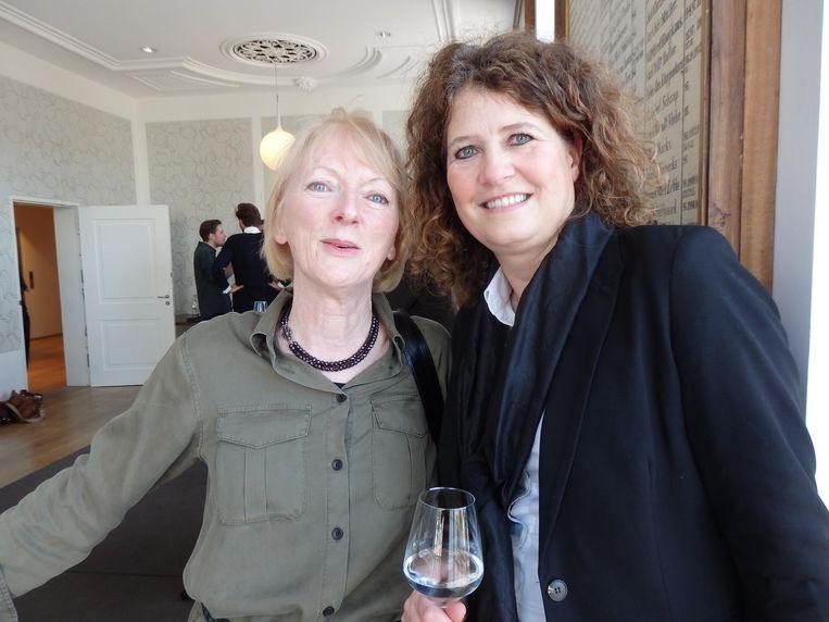Ook ABN Amro: Yvonne Grijpink en Margriet Heijne Beeld Schuim