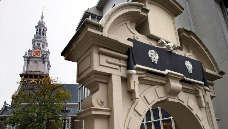 De Zuiderkerk in Amsterdam. Beeld anp