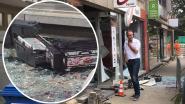 Geldautomaten in Lommel en Lummen werden gelijktijdig opgeblazen, verdachten ontsnapt na achtervolging