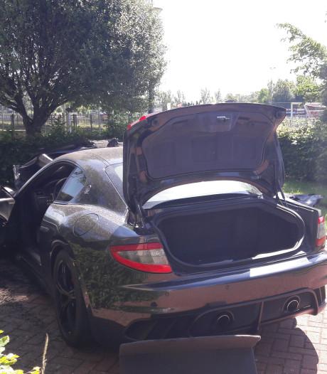 Maserati van Doetinchemse scootertycoon in brand: mogelijk gerichte actie