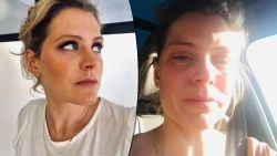 """Dina Tersago in tranen: """"Mijn moederhart breekt"""""""