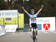 Eli Iserbyt champion d'Europe de cyclocross, doublé belge à Rosmalen