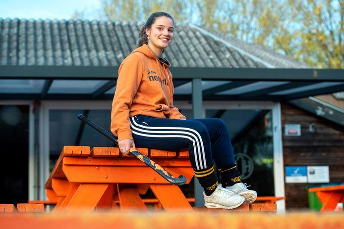 Lisa Rikken heeft zich geplaatst voor de landelijke verkiezing van vrijwilliger van het jaar.