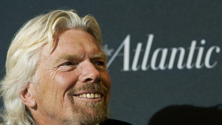 Richard Branson Beeld afp