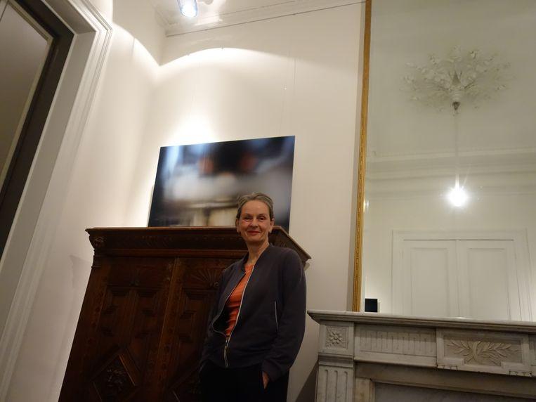 Hanneke Vermeulen in 'yoHanneke'.