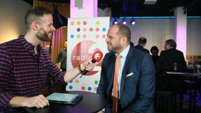Burgemeestersmarathon bij Radio 2