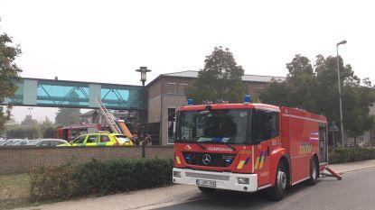 Berging vat vuur: bewoners van serviceflats'de Parel' geëvacueerd