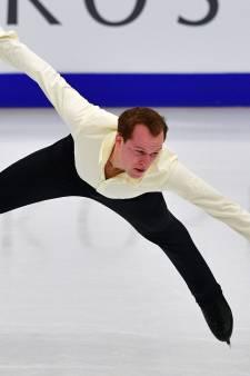 Kunstschaatser Kennes meldt zich af voor Challenge Cup