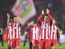 Effectief Atlético na zege in Leverkusen dicht bij laatste acht