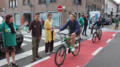 Actrice Joke Devynck in de bres voor veiligere Pontstraat