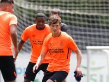 Sam Lammers is terug bij PSV: 'Ik had vlieguren nodig'