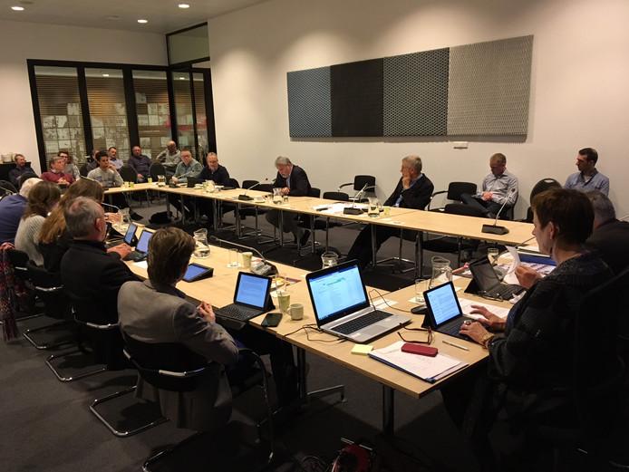 Raadscommissie Ruimte sprak donderdag zorgen uit over de Omgevingsdienst.
