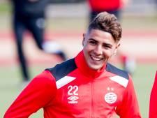 Romero nadert rentree en sluit aan bij partijvorm in groepstraining PSV