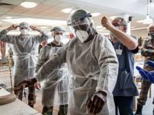 Les militaires envoyés en appui des hôpitaux de la province de Liège