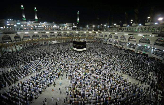 Moslims trekken jaarlijks in een vijfdaagse bedevaart naar de Saoedische stad Mekka. Daarvoor stelt Saoudi-Arabië een inenting tegen onder andere meningokokken type W verplicht.